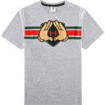 Camiseta-CAYLER-&-SONS-C&S-BKLYN-Tee-grey-heather-forrest-green-red-CAY-AW14-AP-20-02-Disaster-Street-wear-01