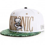 Gorra-Snapback-CAYLER-&-SONS-C&S-Chronic-Cap-white-green-mc-gold-CAY-SS14-29-01-Disaster-Street-Wear-01