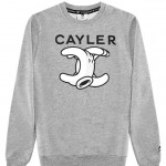 Sudadera-CAYLER-&-SONS-C&S-No.1-Crewneck-grey-heather-white-black-CAY-AW14-AP-25-01-Disaster-Street-wear-01