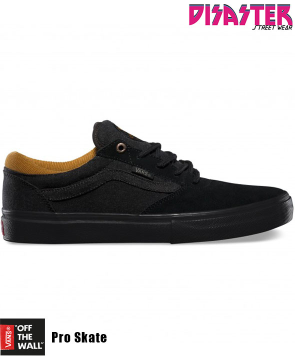 Zapatillas Vans Negras Enteras