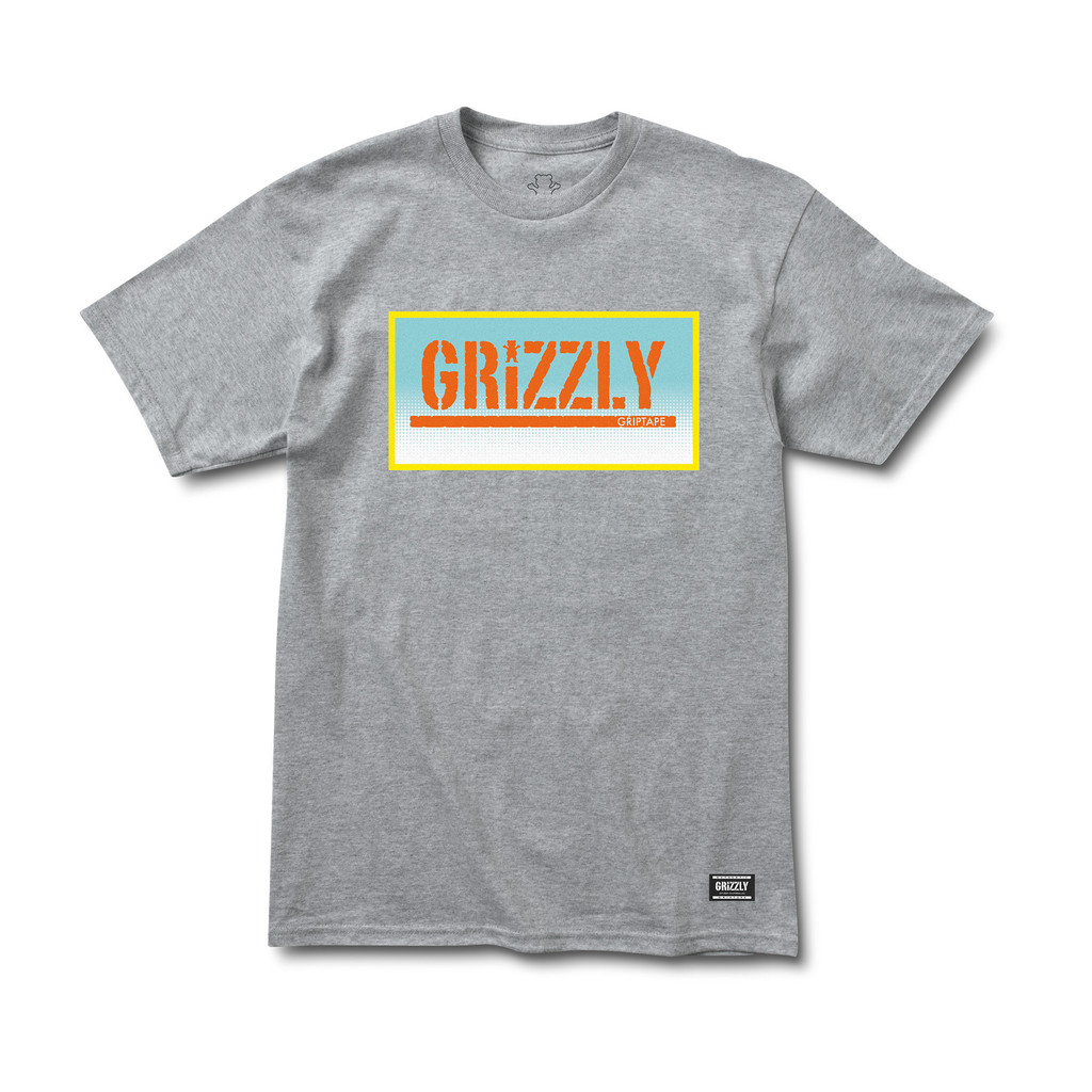 Camiseta Grizly Sunrise Stamp gris-Sunrise_Stamp_Htr_Disaster-Street-Wear-01