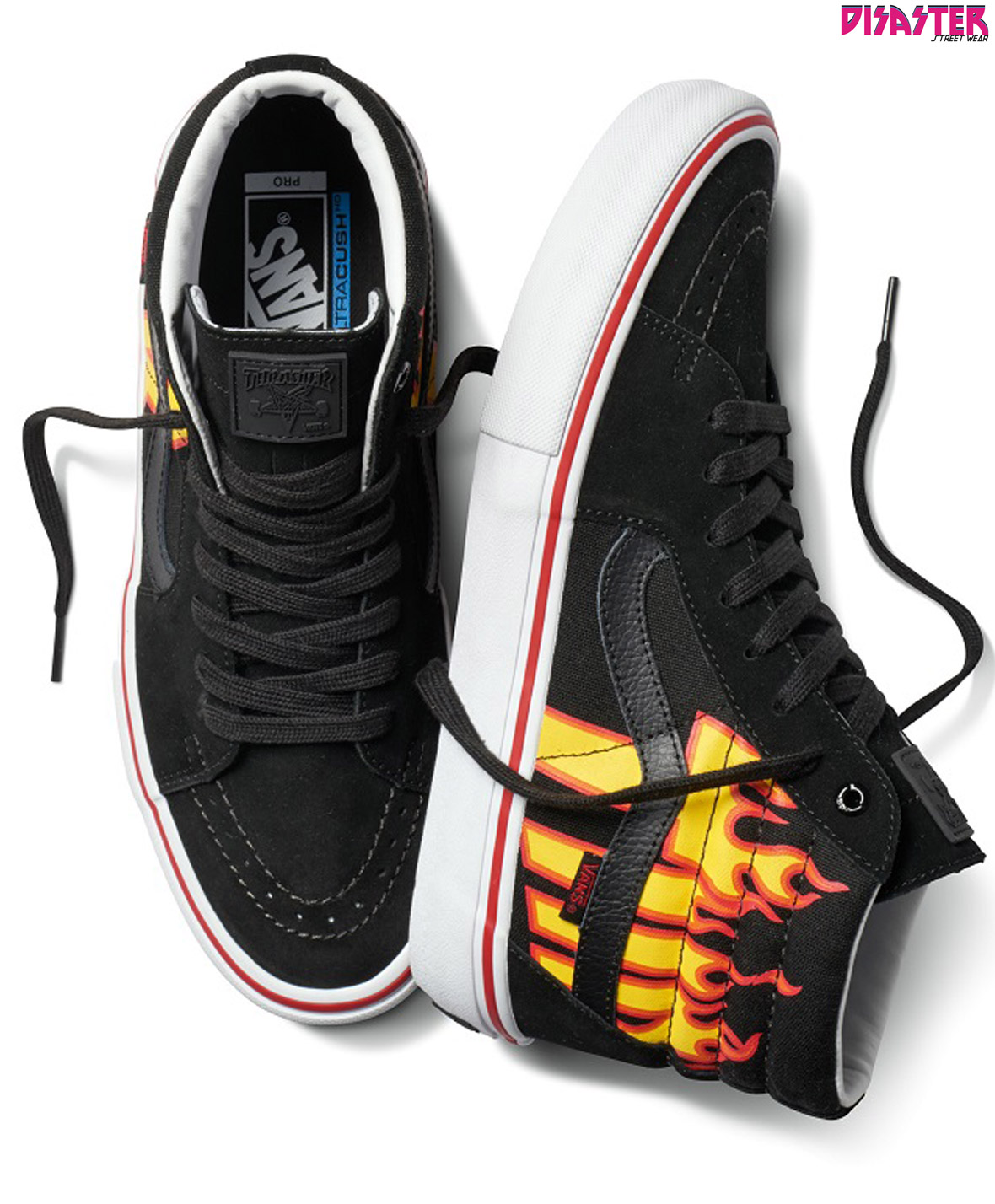 zapatillas vans thrasher